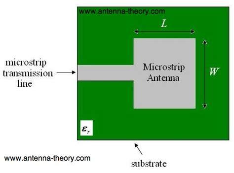 microstrip antennas  patch antenna