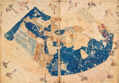 byzantine copy  ptolemys world map
