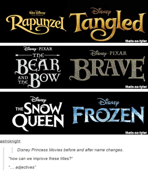 film names give me your best disney memes page 36 wdwmagic