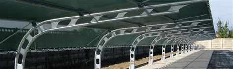 tettoia in ferro usata tettoie prefabbricate in ferro usate