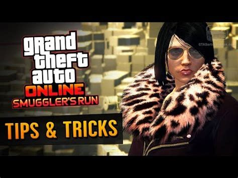 How To Make Money On Gta Online Xbox One - gta online guide how to make money with smuggler s run