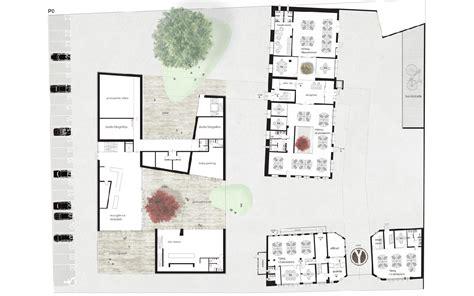 layout uffici c03 headquarters yoox s p a matteo spattini
