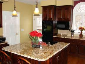 kitchen wall colors with dark cabinets kitchen wall paint