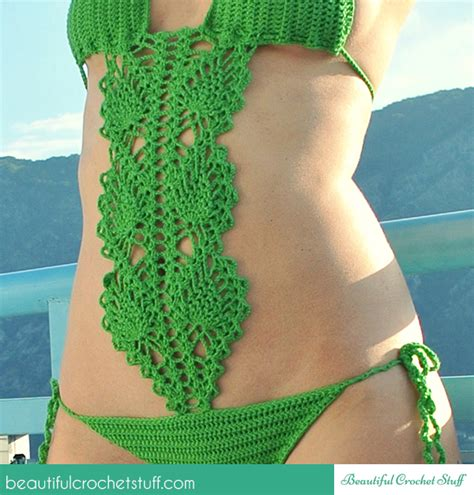 Crochet Swimsuit reader tutorial crochet swimsuit free pattern and sew