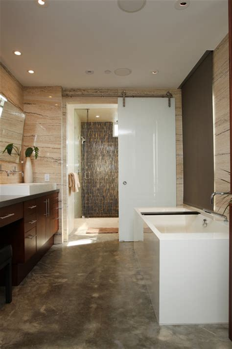 Ultra Modern Bathrooms Manhattan Ultra Modern Master Bathroom Remodel Modern Bathroom Other Metro By
