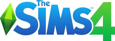 Sims 4 Logo Transparent | file sims 4 logo svg wikimedia commons