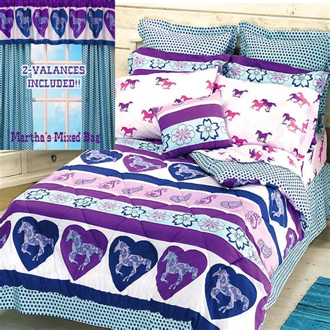 9 11p girls western horse paisley pony purple blue