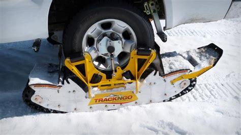 wheel driven track system snow tracks for cars track n go jebiga