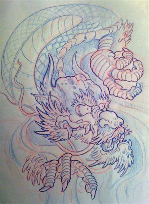 tattoo flash dragon japanese dragon head tattoo flash 1000 images about