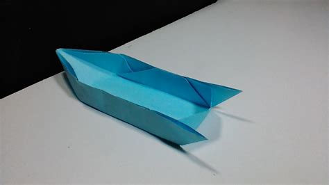 origami boat that floats on water origami ship that floats tutorial origami handmade