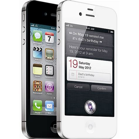 Iphone 4s 16gbwb apple iphone 4s 16gb gsm factory unlocked smartphone in white or black ebay