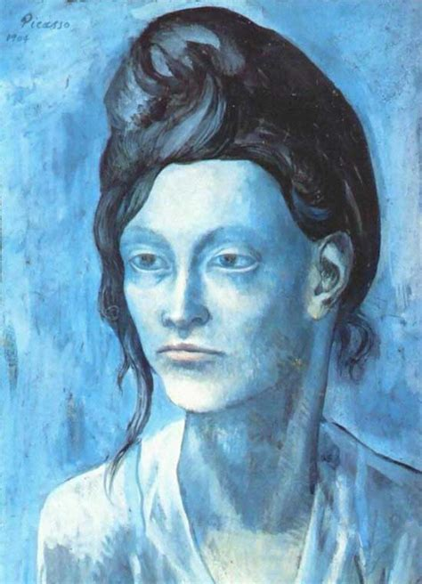 picasso paintings blue blesok gallery pablo picasso blue period