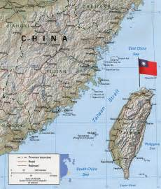 World Map Taiwan by Taiwan Map Capital Taipei