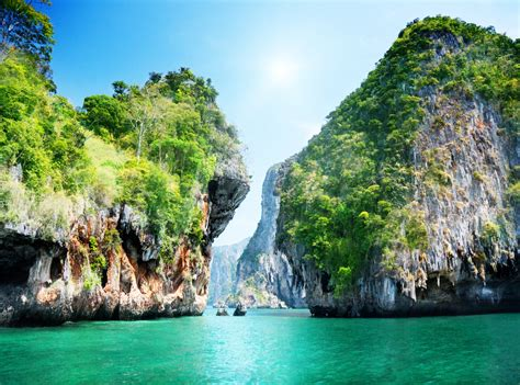 thailand hotels beautiful islands 3 lao ya island thailand honeymoon spots
