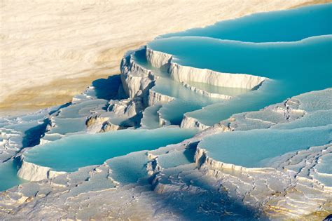 pamukkale turkey pamukkale to the blue lagoon the world s most beautiful hot springs metro news