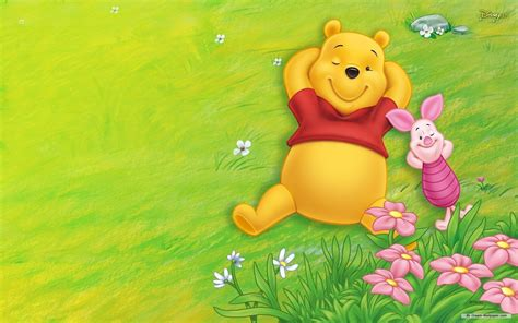 wallpaper animasi winnie the pooh winnie the pooh desktop wallpapers wallpaper cave