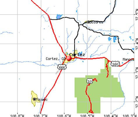 Small Ranch Homes cortez colorado co 81321 profile population maps