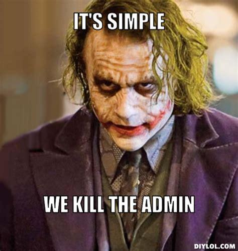 Admin Meme - a kaleidoscopic dream 10 types of people on whatsapp