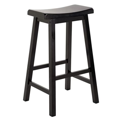 Argos Bar Table Buy Wooden Saddle Bar Stool Black At Argos Co Uk Your Shop For Bar Stools And Chairs