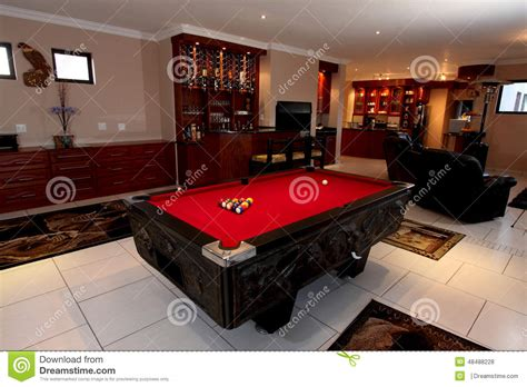 wood pool table cover pool table stock photo image 48488228