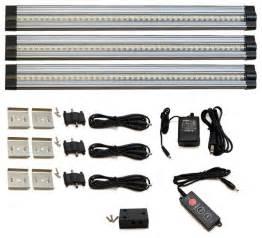 under cabinet lighting kits lightkiwi t1228 under cabinet lighting 42 led 24v warm