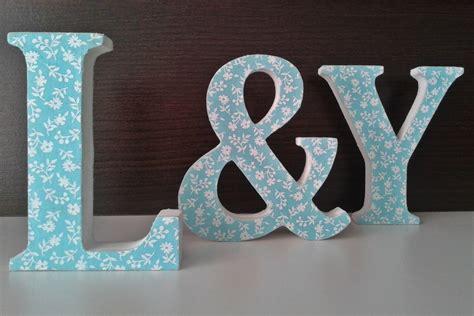 como decorar letras de madera de unicornio decoraci 243 n de mesas letras para decorar 100 00 en