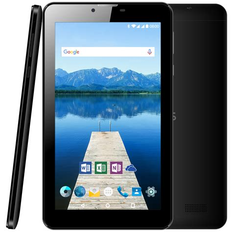 Tablet 8 Zoll Android 2339 by Odys X7 Plus 3g Dual Sim Tablet 7 Zoll 1gb Ram 8gb