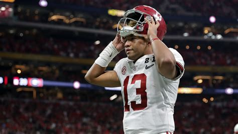 alabama the he tua tagovailoa says he was set to leave alabama if he had