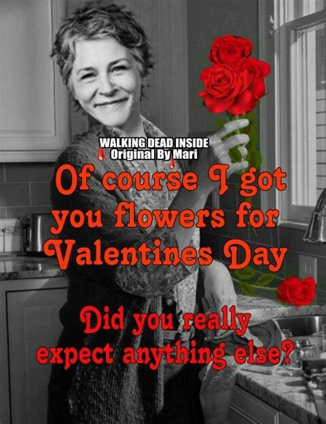 happy valentines day walking dead 164 best images about mcbride carol peletier on