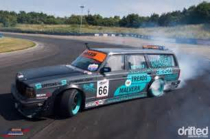 Volvo S60 Drift Buys 240 Volvo To Drift
