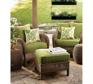 Porch Furniture Ideas by Brighton Beach Outdoor Wicker Table And Chair Outdoor
