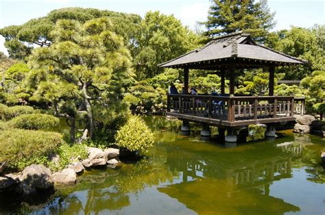 find zen at these japanese gardens around the bay area