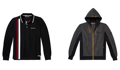 revealed mercedes amg collection 2016 clothing line