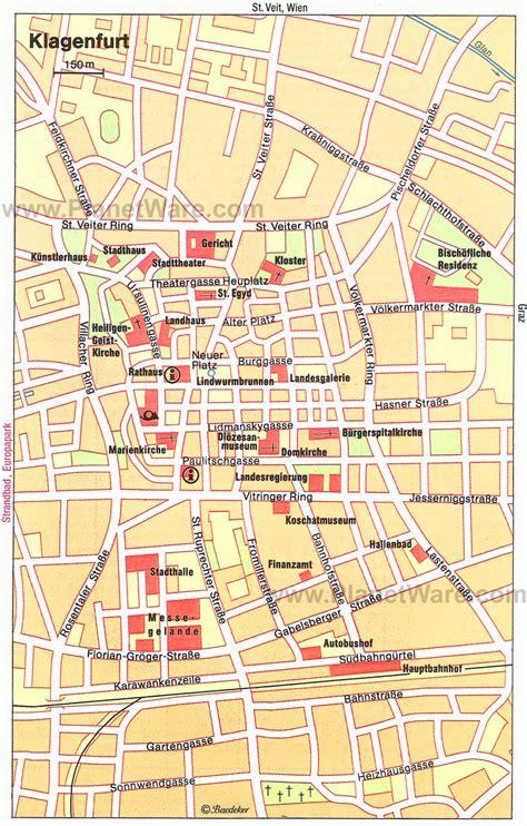 klagenfurt map 10 top tourist attractions in klagenfurt easy day trips