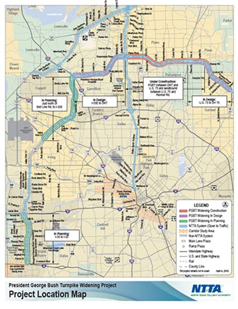 texas tollway authority map pgbt description progress ntta a texas tollway authority website