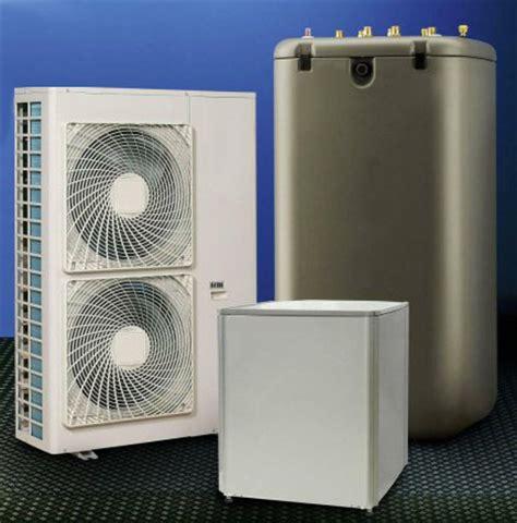 pompa di calore elettrica per riscaldamento a pavimento la casa a costo zero