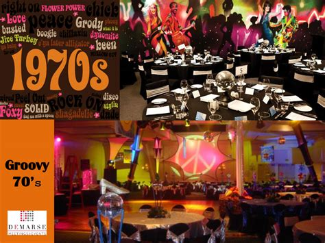 disco dinner experience demarse meetings events