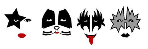 kiss makeup stencil makeup daily