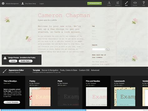 Squarespace Templates 2015 Personal Blog Squarespace Personal Website Templates