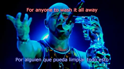 five finger death punch wash it all away five finger death punch wash it all away sub espa 241 ol