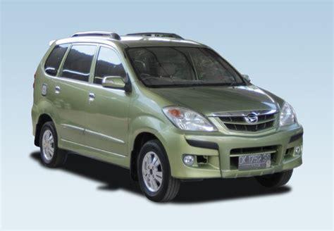 Alarm Daihatsu Xenia daihatsu xenia bali rent cars