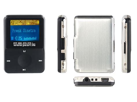 Mp3 Player Sd Karte 3328 by Pearl Sd Karten Player Mini Mp3 Player Dmp 160 Mini