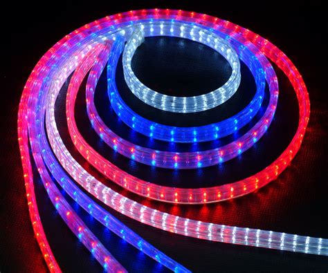 Led Light by Led Rope Light