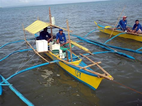 small fishing boat in the philippines rc highton making a difference to a fishing village in the