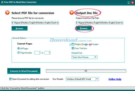convert pdf to word vn convert pdf to word download com vn