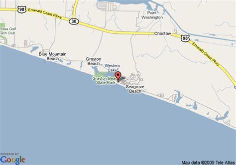 where is santa rosa florida on a map watercolor resort vacation rentals santa rosa deals