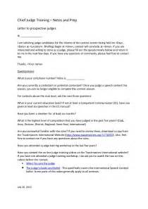 template letter to a judge letter to prospective judges template