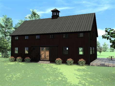 barn like house plans the beauty of black barns and barn homes explored