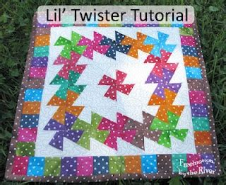tutorial dance river 17 best images about twister quilts on pinterest