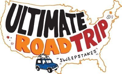 Sweepstakes Advisor - tripadvisor ultimate road trip sweepstakes